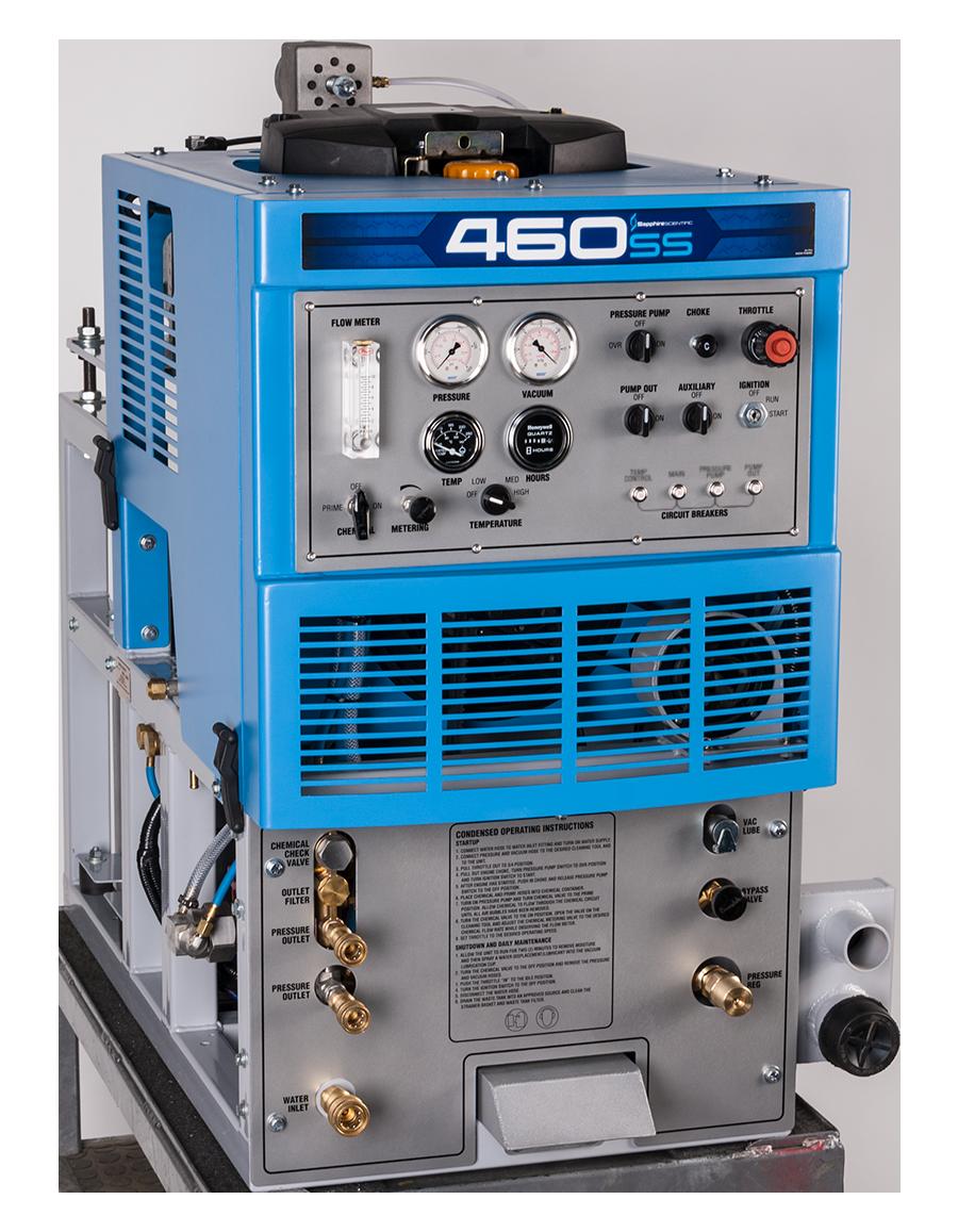 Sapphire Scientific 460 Truckmount